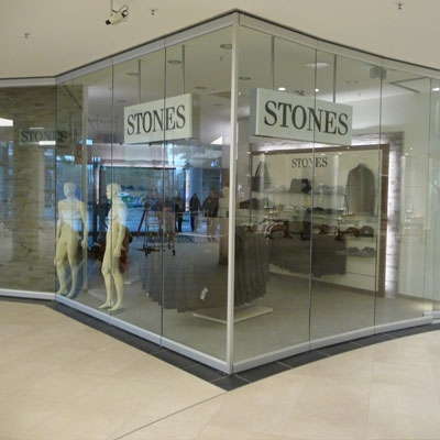 Glass Partitions, Dublin, Ireland